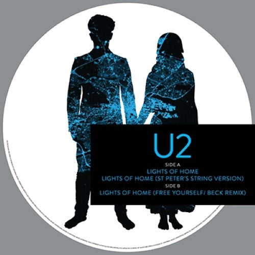 U2 - Lights Of Home (Picture Disc)