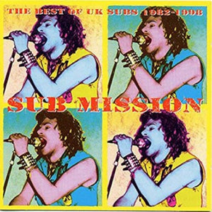 UK Subs - Sub Mission (The Best Of Uk Subs 1982-1998)