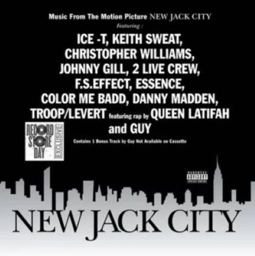 New Jack City (Music From The Motion Picture)