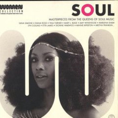Various - Soul Women (Masterpieces From The Queens Of Soul Music)