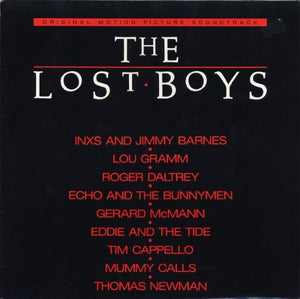 Lost Boys, The (Original Motion Picture Soundtrack)