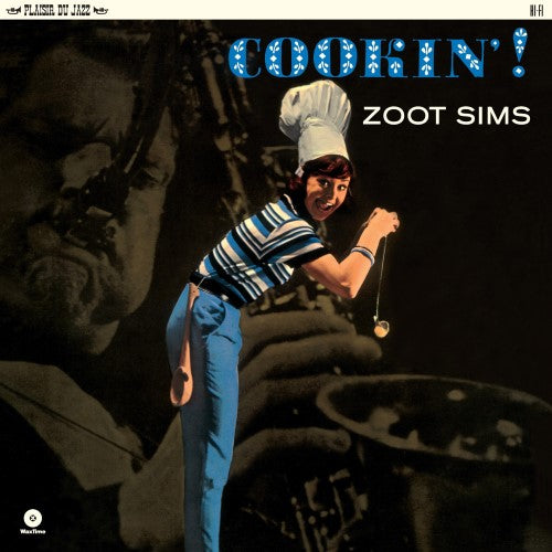 Sims, Zoot - Cookin'!