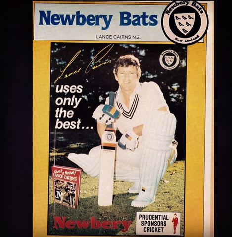 Lance Cairns, Newbery Cricket Excalibur