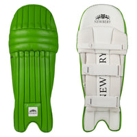 Green Batting Pads (Ambidextrous)