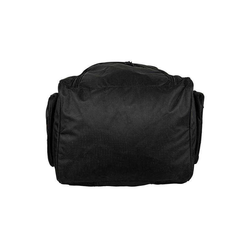 N-Series Big Duffle Bag // Black/Blue