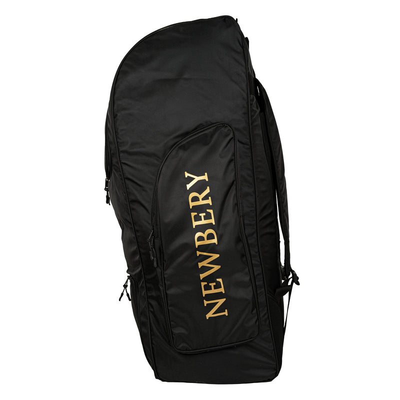 N-Series Big Duffle Bag // Black/Gold