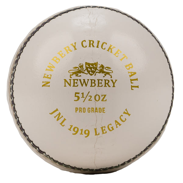 Legacy Pro White Cricket Ball