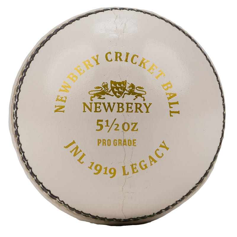 Box of White Cricket Balls