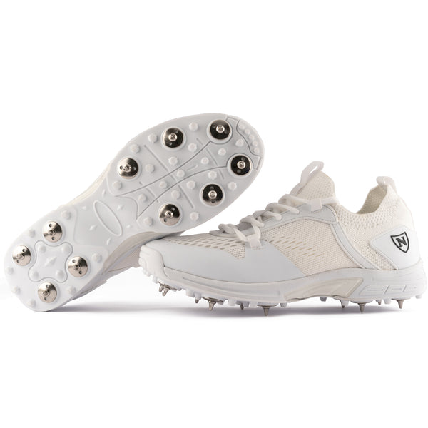 2021 Shoe Spikes // White (Junior)