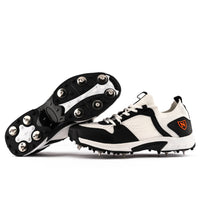 2021 Shoe Spikes // White and Black