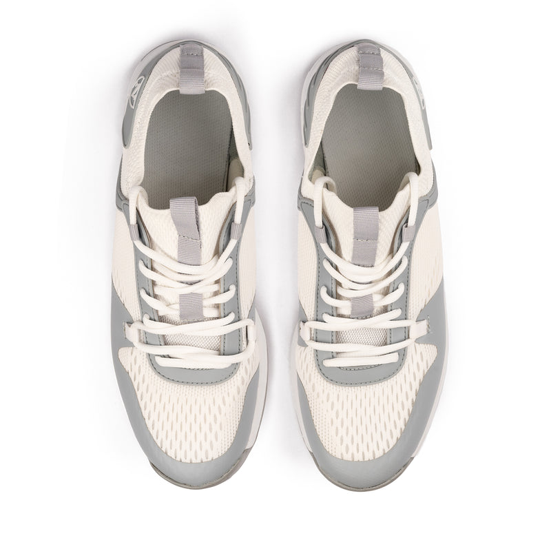 2021 Shoe Pimples // White and Silver