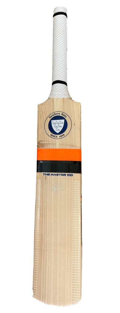 Newbery Coaches English Willow Range Hitting Bat