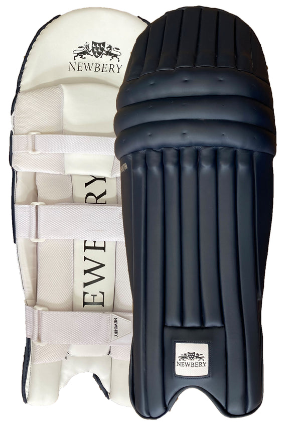 Navy Blue Batting Pads (Ambidextrous)