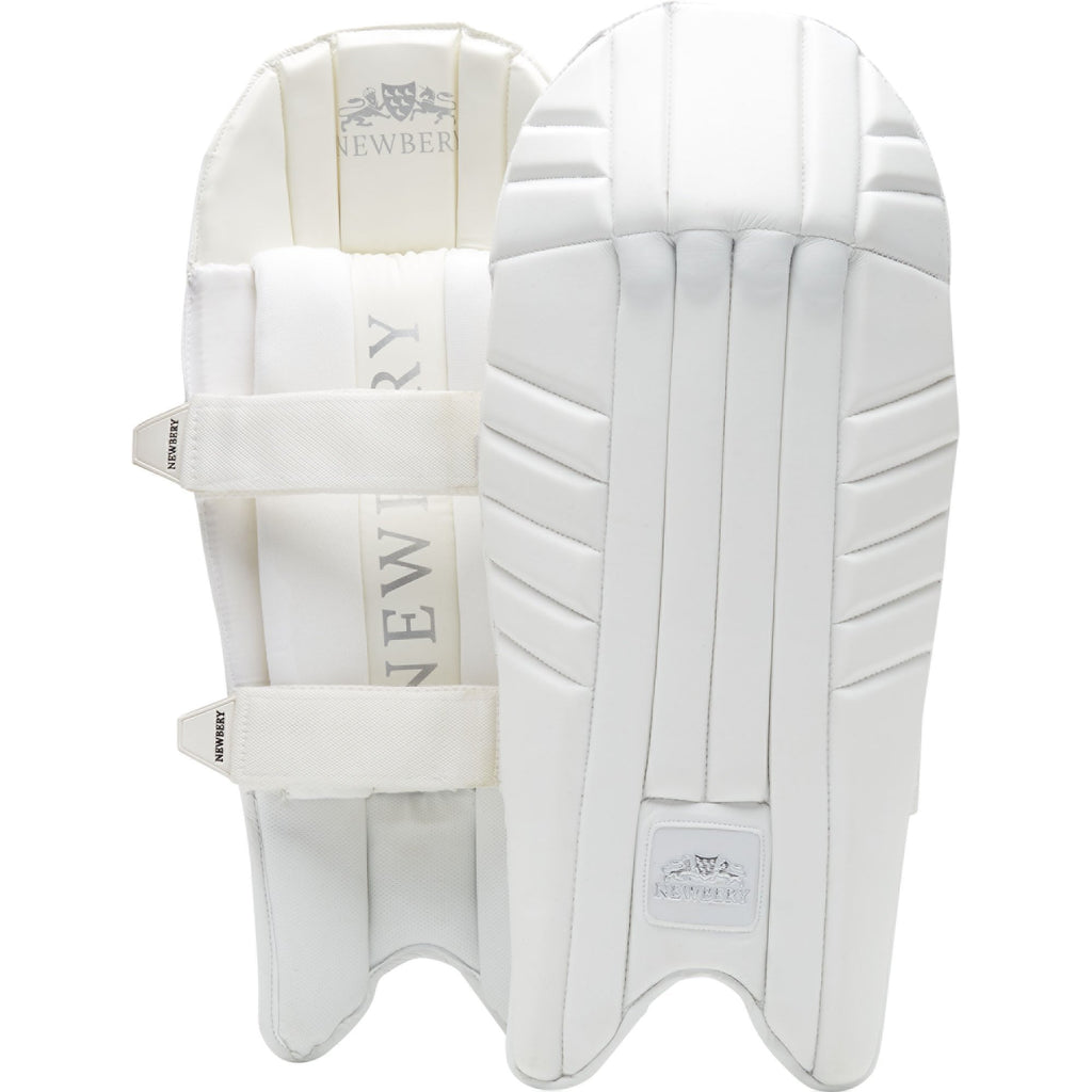 Youths 2019 Newbery Infinity Wicket Keeping Pads Size Senior Small