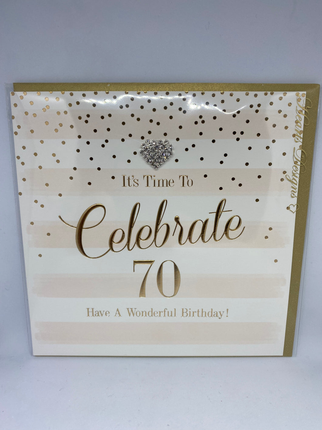 It's Time to Celebrate 70