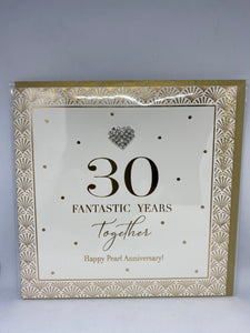 30 Fantastic Years Together
