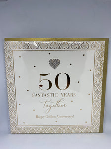 50 Fantastic Years Together