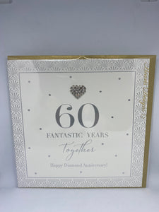 60 Fantastic Years Together