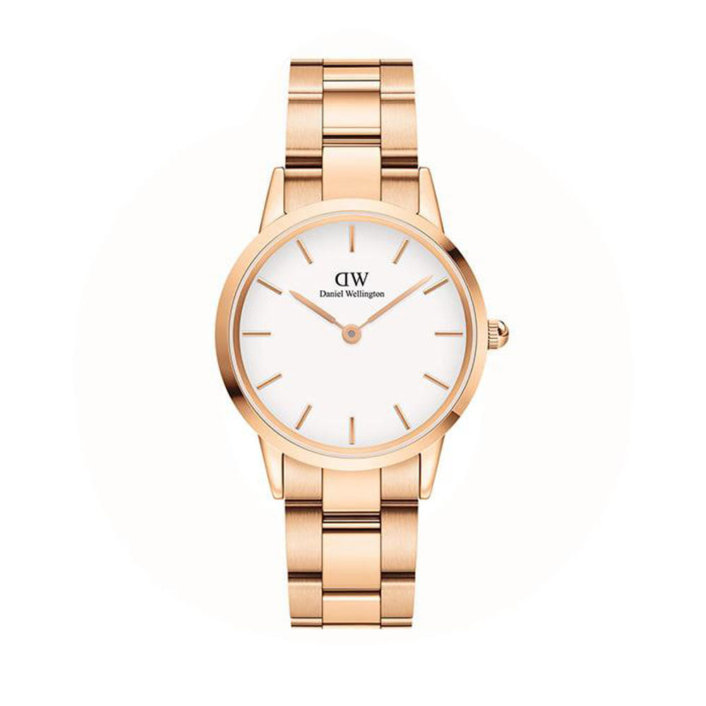Vibholm: Daniel Wellington - Iconic Link Dameur 32 mm