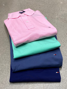 Mr Team: Tommy Hilfiger polo