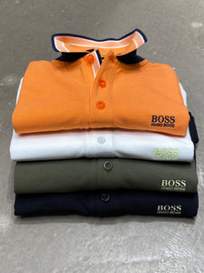 Mr Team: Boss polo