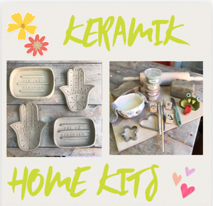 KLeos Keramik: Home-kit Ler