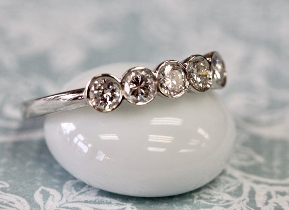 Platinum Diamond Band ~ Beautiful