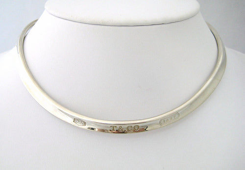 Tiffany & Co. Collar-Choker