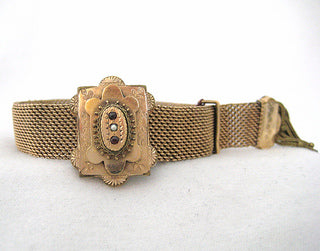 Buckle Style Adjustable Bracelet