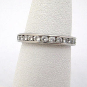 1.35 ct. tw. Diamond Channel Set Eternity Band