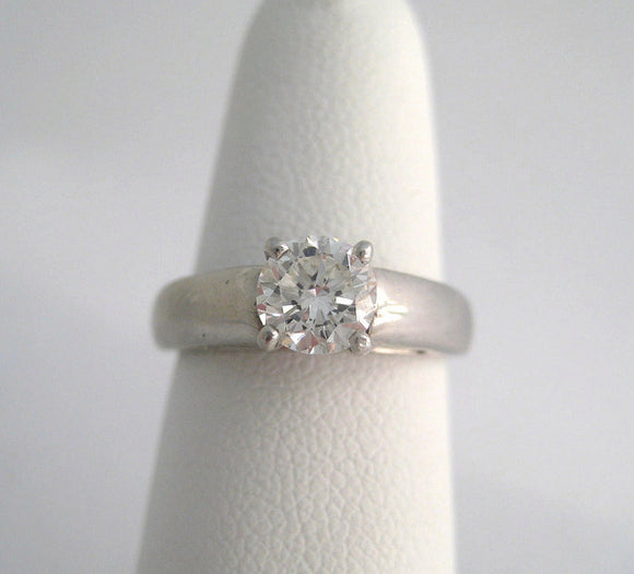 .75 Carat Center Diamond Ring