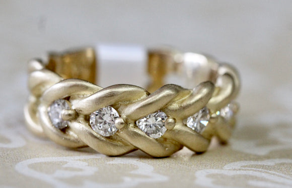 Decorative ~ Diamond Eternity Band