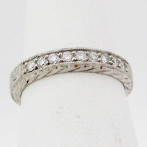 Tacori Diamond Band