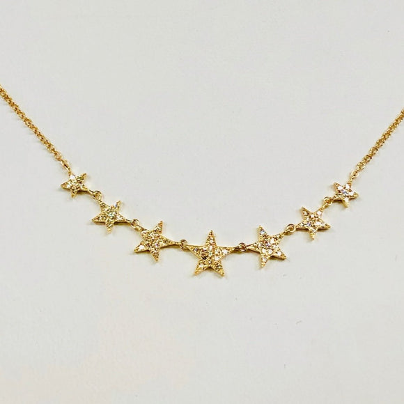 Super Starry Necklace