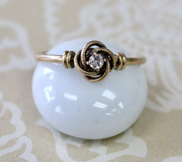 Precious ~ Victorian Diamond Ring