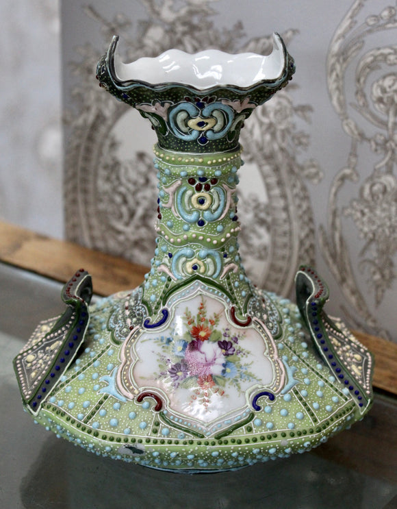 ANTIQUE ~ Moriage Vase
