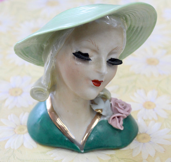 Collectible ~ Vintage Head Vase