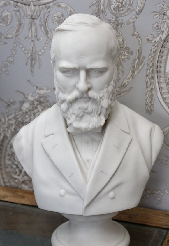 James A. Garfield Bust ~ 20th President of the United States