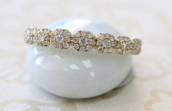 Embellished ~ Diamond Band