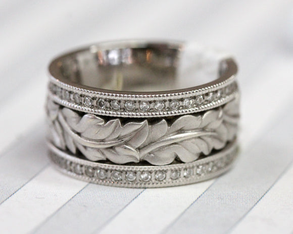 ArtCarved Diamond Band ~ WOW