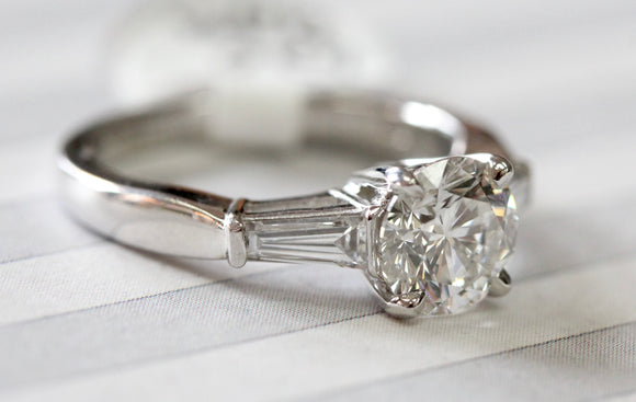 Diamond Engagement Ring ~ Spectactular