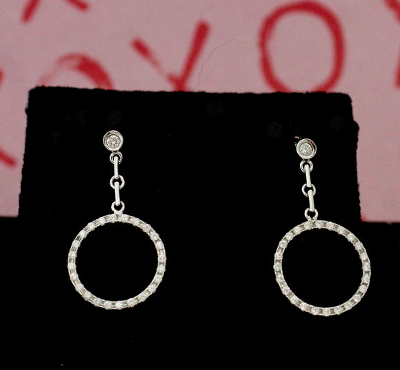 Fun Diamond Drop earrings
