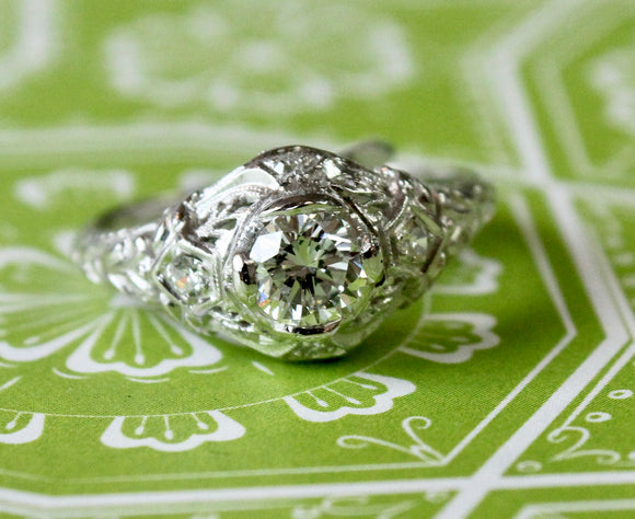 Wonderful ~ Vintage  Diamond Ring