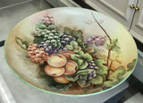 Gorgeous Antique ~ Limoges D&C France Hand Painted Platter