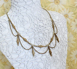 Gorgeous ~ French Antique Necklace