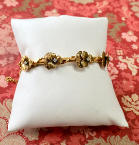 Antique ~ Diamond Bangle Bracelet