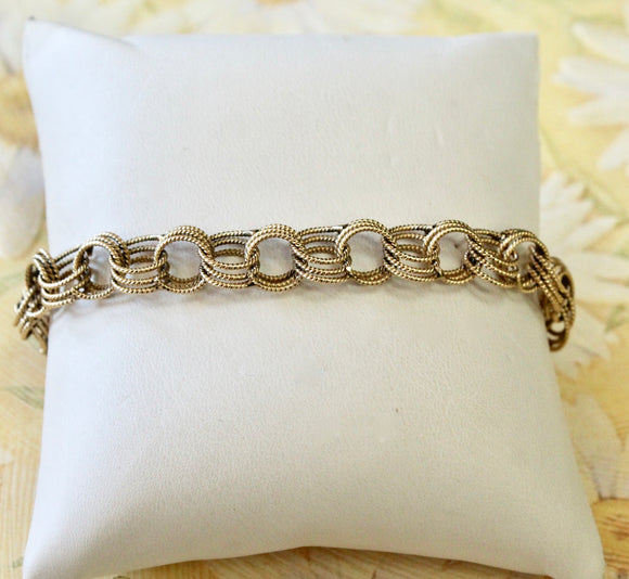 Perfect for Charms ~ 14K Bracelet