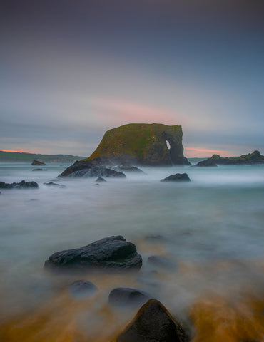 "The Elephant Rock, Ballintoy 55°14'30.9""N 6°22'53.6""W - ConorEdgell"