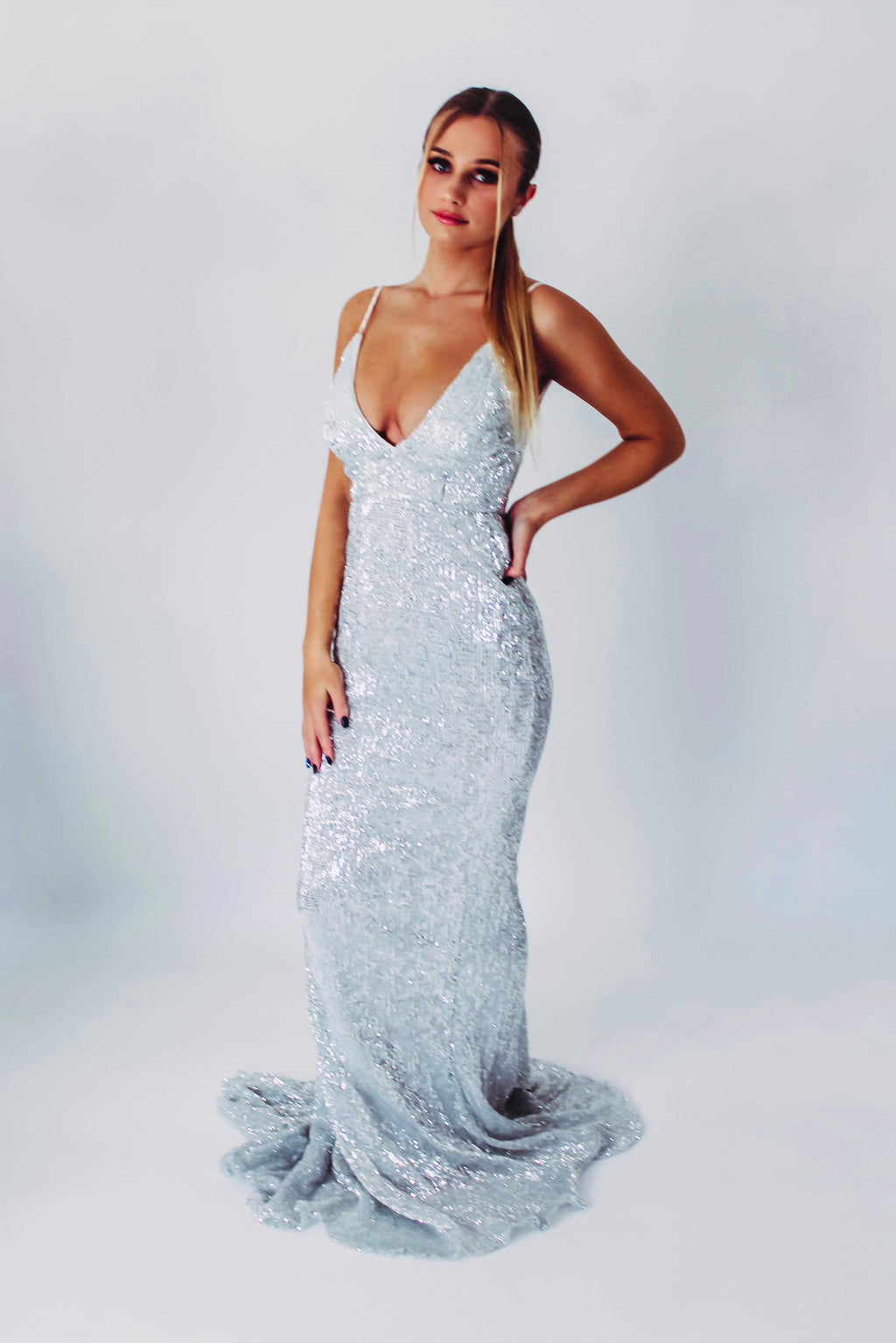 Portia Sample Gown