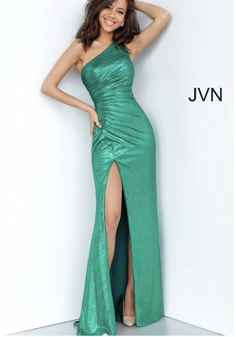 JVN Sample Gown - Emerald